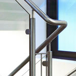 LK-INOX Akcesoria do balustrad